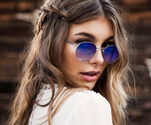 girl, model, and camila morrone image