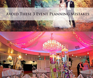 wedding planning, event planners, and indoor venue image