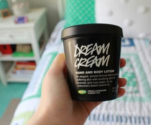 lush and dream cream image