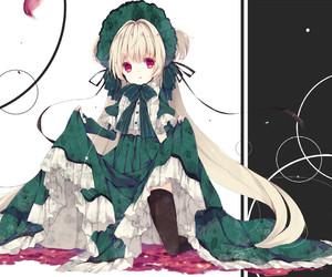 anime girl, арт, and art image