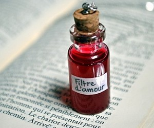amour, potion, and lové image