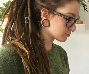 dreads, beautiful, and janinejade image