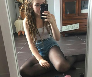 beautiful, cool, and dreads image