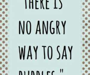 bubbles, quotes, and funny image