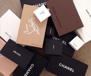 chanel, Prada, and dior image