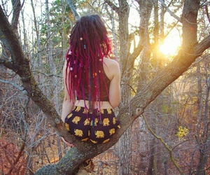 beautiful, canon, and dreads image
