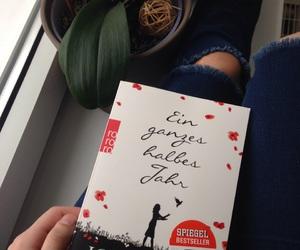 book, jojo moyes, and love image