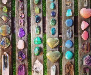 gems, beauty, and crystals image
