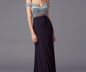 dress, Prom, and coya collection image