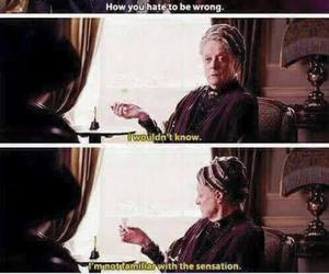 maggie smith, funny, and tumblr image