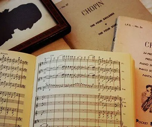 chopin and music image