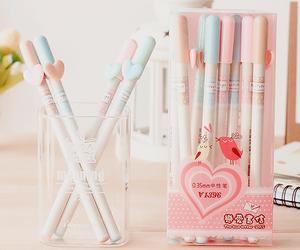 cute, kawaii, and pen image