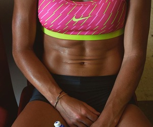 athlete, body, and Dream image