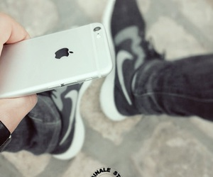 apple, dope, and fashion image
