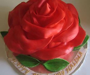 birthday, Fleurs, and roses image