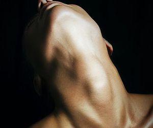 alternative, Darkness, and neck image