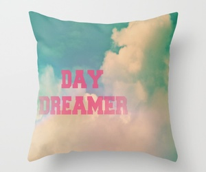 clouds, pink, and day dreamer image