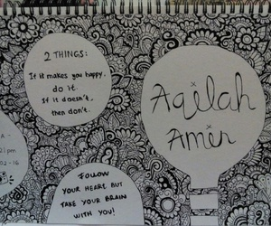 doodle, doodles, and loveu image