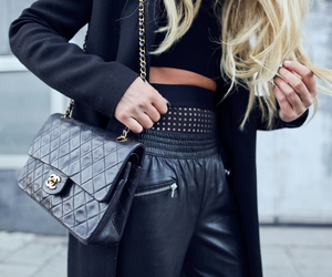 blonde, chanel, and luxury image