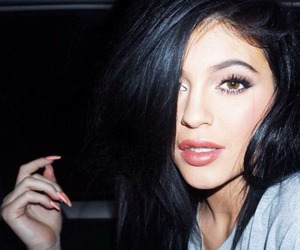 kylie jenner, hair, and kardashian image