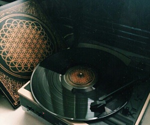 music, bmth, and bring me the horizon image