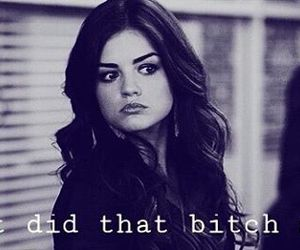 pll, bitch, and aria image