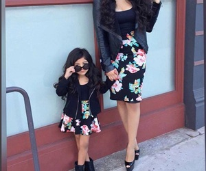 daughter, fashion, and girl image