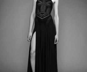 dress, fashion, and ginta lapina image