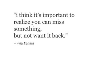 miss, sad, and inspirational quotes image