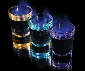 alcohol, club, and Shots image