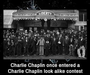 charlie chaplin, contest, and deep image