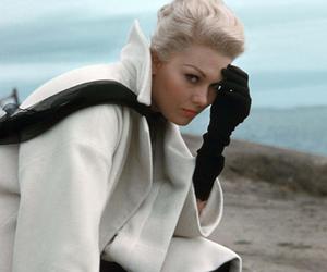 Kim Novak, actress, and Vertigo image