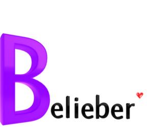 belieber and justin bieber image