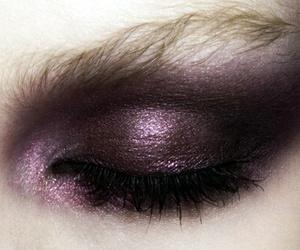 makeup, beauty, and dark image