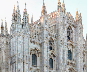 milan, italy, and architecture image