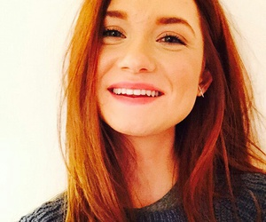 bonnie wright and harry potter image
