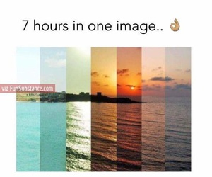beautiful, sun, and nature image