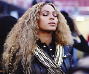 beyoncé, super bowl, and Queen image