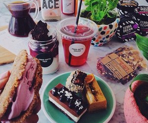 food, drink, and cake image