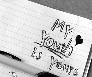 love it, song, and youth image
