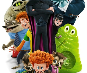 cartoon, monsters, and hotel transylvania 2 image
