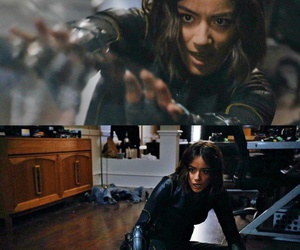 skye, marvels, and agents of shield image