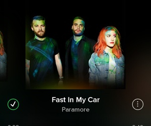 bands, music, and paramore image