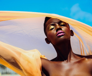 Afro, beautiful, and body image