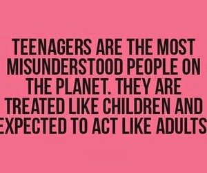 teenager, Adult, and quote image