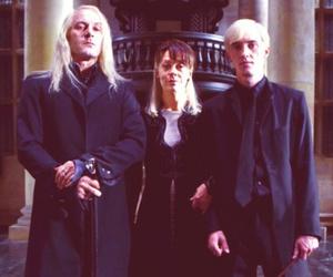 harry potter, draco malfoy, and malfoy image