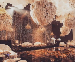 luxury, party, and wedding image