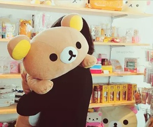 rilakkuma, kawaii, and bear image