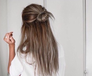 blond hair, fashion, and hair goal image
