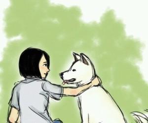 dog, fanart, and sense8 image